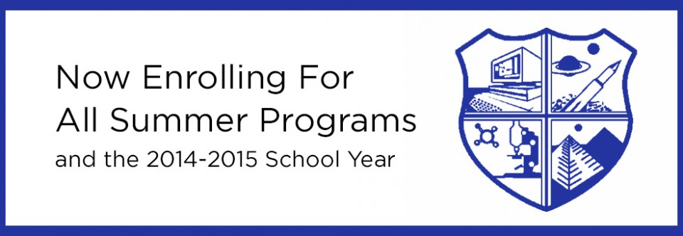 Slider – Summer Program